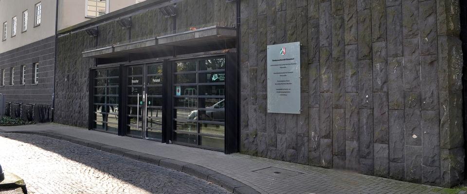 Staatsanwaltschaft Düsseldorf Startseite